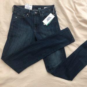 """H&M """"Super Stretch"""" Skinny Jeans, Dark Wash"""